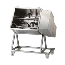Malaxor carne, 50 kg/h, sistem malaxare dublu, Fimar