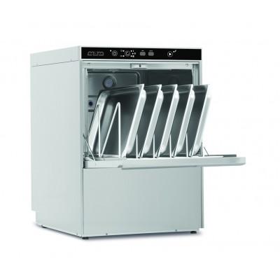 Mașină de spălat oale, gama Domina Plus, coș 500x600 mm, încastrabilă