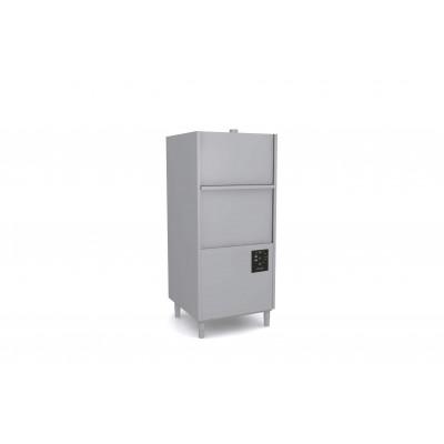 Mașină de spălat oale, gama Domina Plus, coș 700x700 mm, înălțime intrare 850 mm