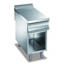 Element neutru cu sertar, 400 mm, cu suport deschis, seria Domina 980