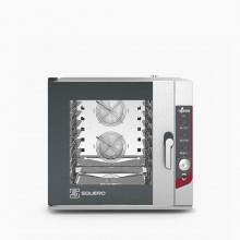 Cuptor pentru patiserie capacitate 6 tavi 600x400 sau GN 1/1 alimentare electrica gama SQUERO DIGITAL