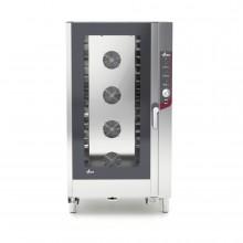 Cuptor pentru patiserie capacitate 16 tavi 600x400 sau GN 1/1 alimentare electrica gama SQUERO DIGITAL
