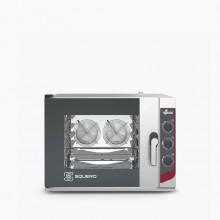 Cuptor pentru patiserie capacitate 4 tavi 600x400 sau GN 1/1 alimentare electrica gama SQUERO MANUAL