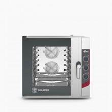 Cuptor pentru patiserie capacitate 6 tavi 600x400 sau GN 1/1 alimentare electrica gama SQUERO MANUAL