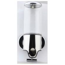 Dispenser sapun plastic transparent
