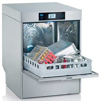 Mașină de spălat veselă bistro, M-iClean UL, cu modul osmoză inversă GIO, 400V, Meiko