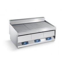 Grill vapor electric, control digital, model de banc, monofazic, 15.63 kW, Arris