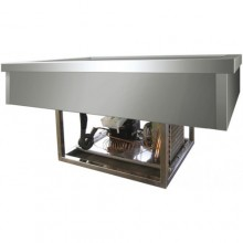 Modul refrigerare încorporabil, capacitate 4 GN 1/1, VRI 411F