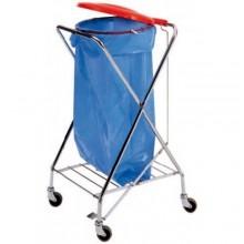 Cărucior cu sac de gunoi, model CA 1602, Forcar