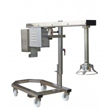 Mixer profesional retractabil, gama Gigamix, 460-210 mm, Dynamic