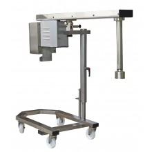 Mixer profesional, gama Gigamix, blender 460-500 mm, viteză variabilă, Dynamic