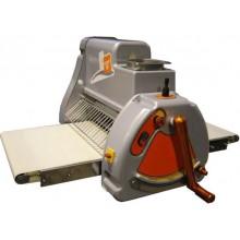 Mașină turat foitaj, manual, lățime cilindri 500 mm, versiunea din oțel inoxidabil