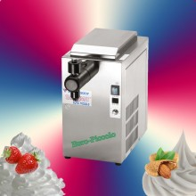 Mașină de preparare frișcă, gama Euro-Piccolo-Hand-RA - 2.5 lt, porționare manuală și sistem de curățare automată