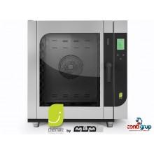 Cuptor Chefmate electric, full touch, 10 tavi GN 1/1, injectie pe abur, spălare automată inclusă
