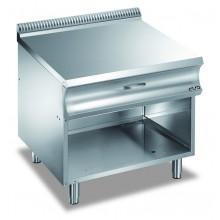 Element neutru cu sertar, 700 mm, cu suport deschis, seria Domina 700