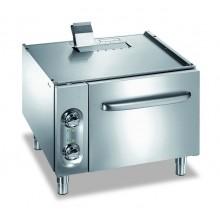 Cuptor ventilat GN 1/1 tip bază, alimentare electrică, seria Domina 700