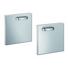 Set 2 uși suport deschis 800 mm, seria Domina 700