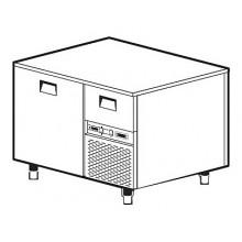 Bază refrigerare 1 ușă și 1 sertar neutru, TBP/10